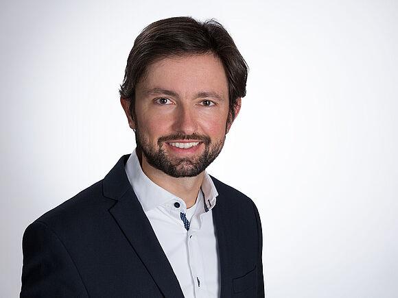 Dr. Jochen Huber ergänzt Tuttlinger Professoren-Team