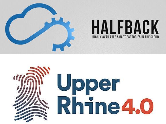 Industrie 4.0 Projekt HALFBACK und Upper Rhine 4.0