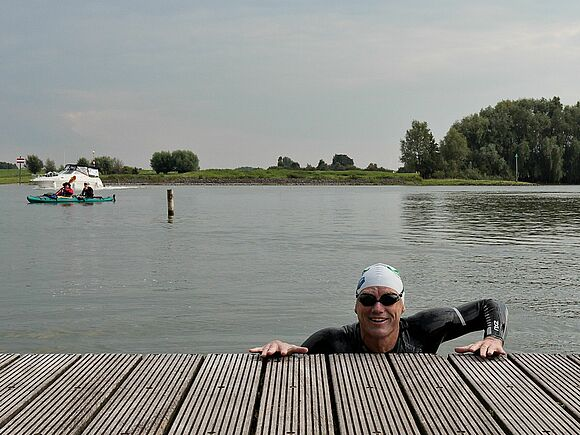 Rheines Wasser