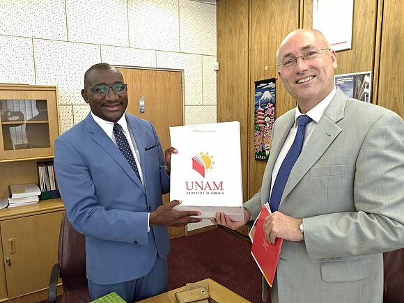Namibia UNAM