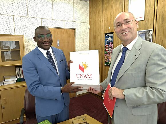 UNAM Namibia