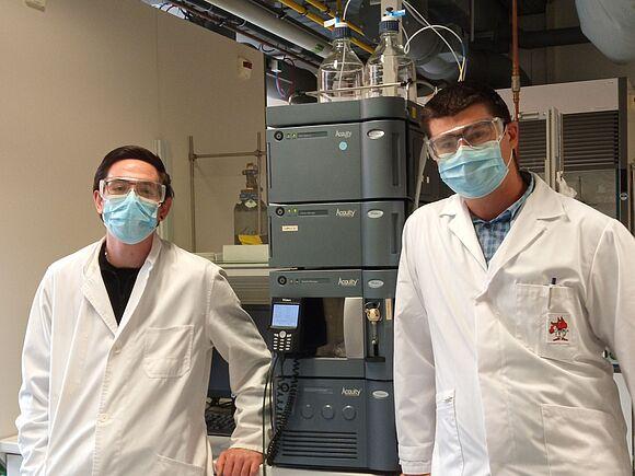 Labor Organische Chemie (I25922-1)