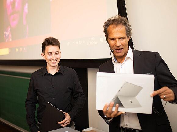 Ray Sono Preis geht an Robin Grassner (I14135)