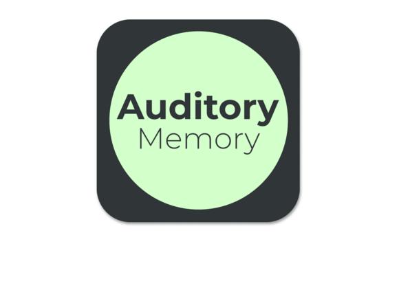 Auditory Memory (I26308-1)