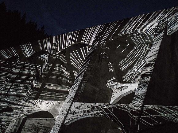 Einmal zum Mond und zurück – Das erste Reservoir Festival an der Linachtalsperre (I13)