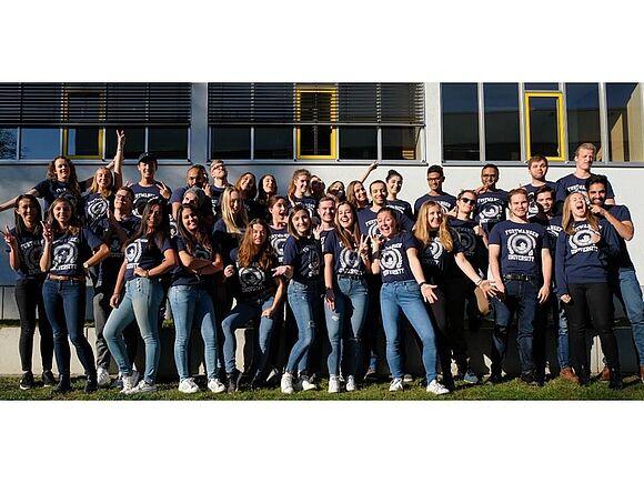 Virtueller Tag der Offenen Tür der HFU Business School