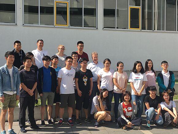 Gäste aus Shanghai (I8418)