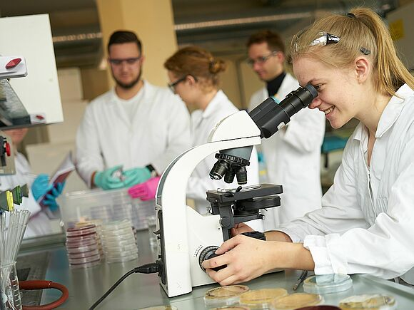 New study programme starting: Applied Biology on Schwenningen Campus