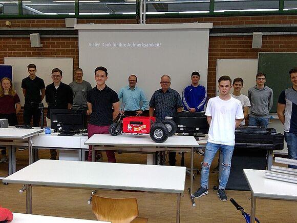Mechatronik Praxis für Schüler in Rottweil (I16813)