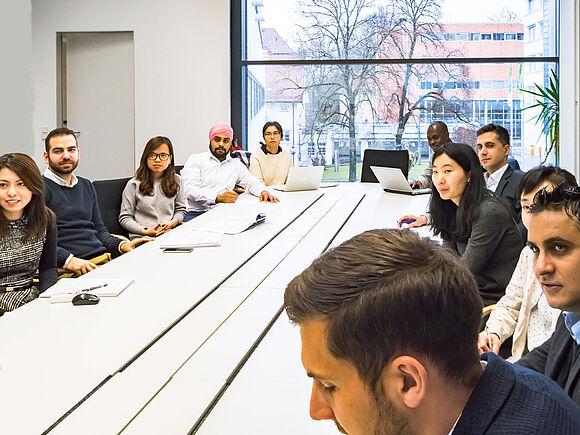 The HFU MBA advantage (I5354-1)