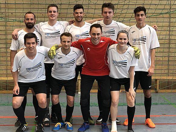 Campus-Team gewinnt Silberpokal beim Karl-Storz-Cup