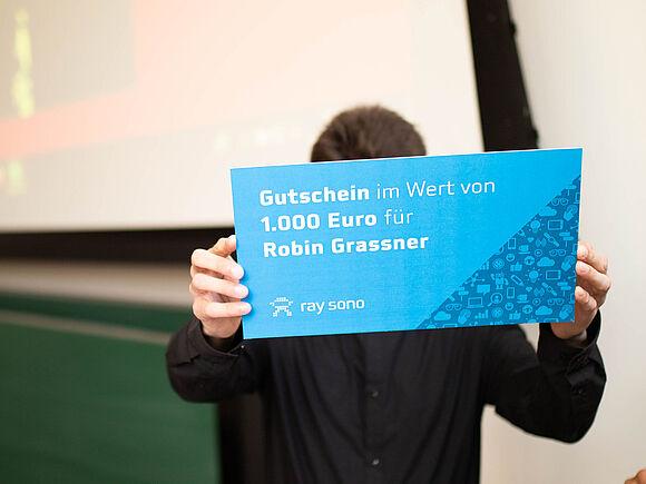 Ray Sono Preis geht an Robin Grassner (I14131)