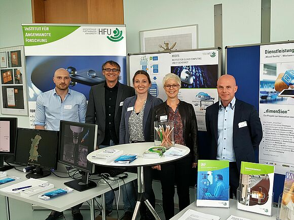 Forschungskooperation zu Industrie 4.0 am Oberrhein (I7786)