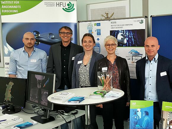 Forschungskooperation zu Industrie 4.0 am Oberrhein