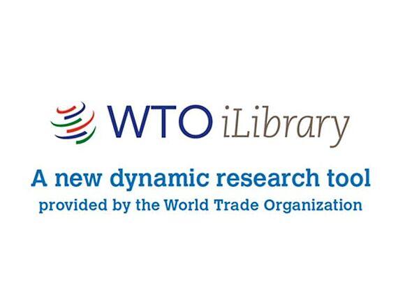 Neue Datenbank – WTO iLibrary