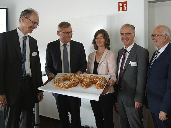 Innovation and Research Centre (IFC) Opening Ceremony (I4)