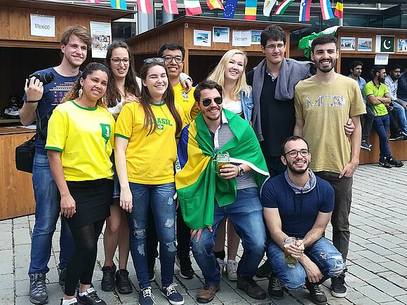 International Festival am Campus Furtwangen