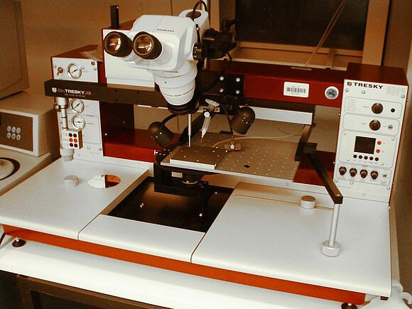 Equipment - Nano- and Microsystems Technology Lab (I17971-1)