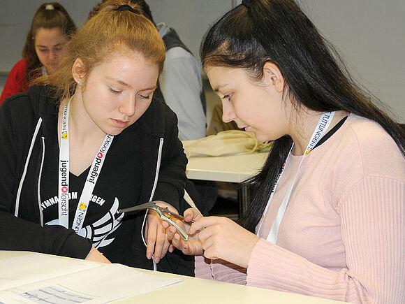 HFU-Campus Tuttlingen ist Workshop-Partner von Jugend forscht