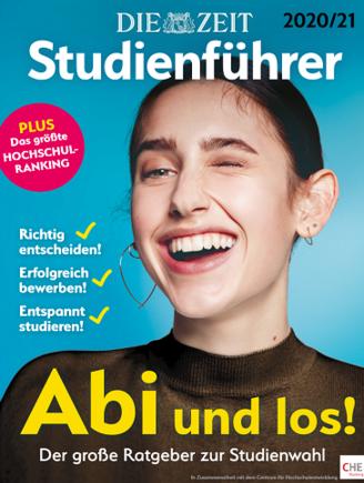 Zeit Studienführer - Abi und los?