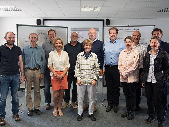 Projekt Strukturmodelle – Forum Mathematik (I9576)