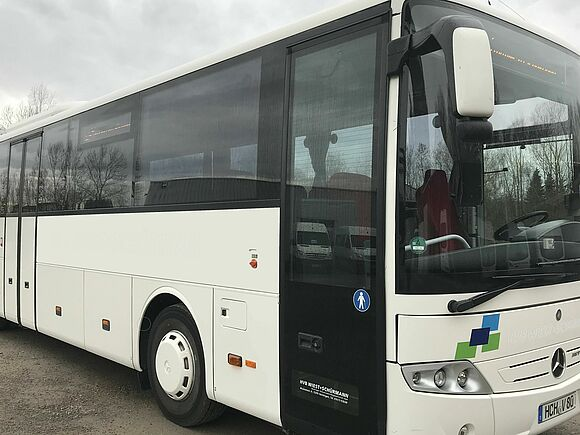 Kostenloser Shuttle-Bus (I5504)