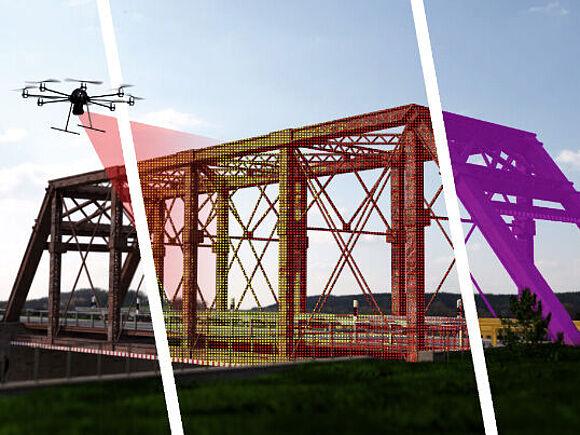 Messdatenbrücke