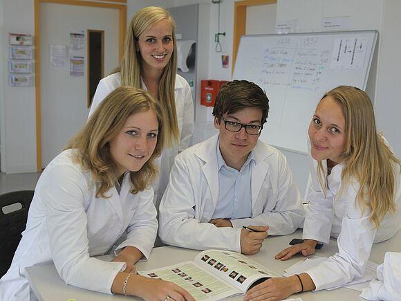 FAQ - Molekulare und Technische Medizin (I12956-1)