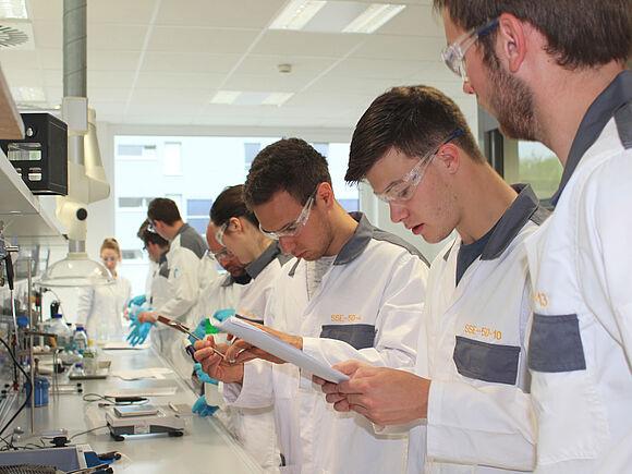 Hazardous Materials Lab (I3408-1)