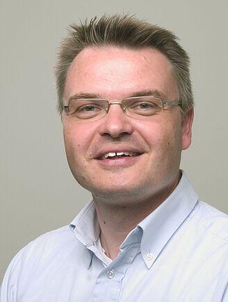 Portrait Prof. Dr. Stefan Betermieux