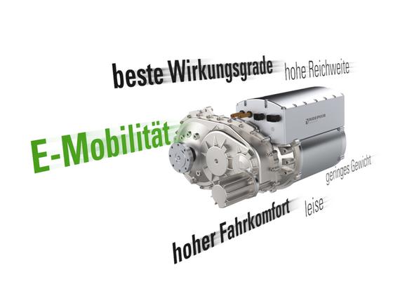 1,5 Millionen Euro für leise und effiziente Antriebe für Elektrofahrzeuge (I17525)