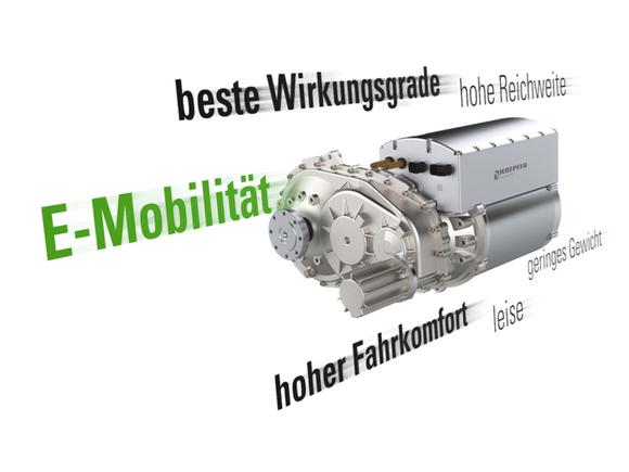 1,5 Millionen Euro für leise und effiziente Antriebe für Elektrofahrzeuge