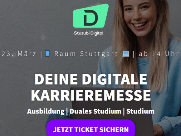 Stuzubi Digital Stuttgart am 23. März 2021 (I19899)