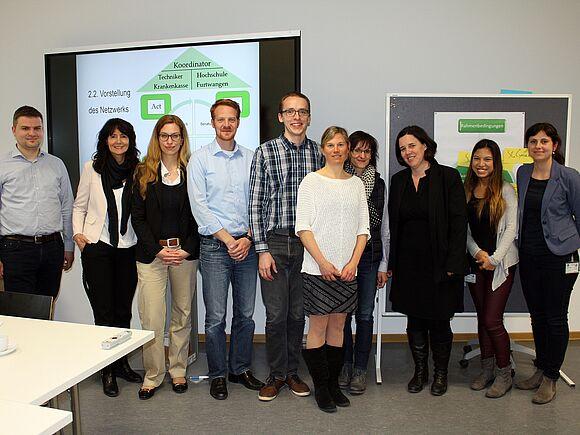 Furtwanger Netzwerk für Betriebliches Gesundheitsmanagement startet (I1)