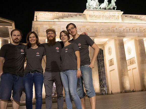 Master-Studierende aus Furtwangen stellen sich internationalem Publikum (I11131)