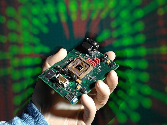 Technologielabor für Nano- und Mikrosysteme (I18025-2)