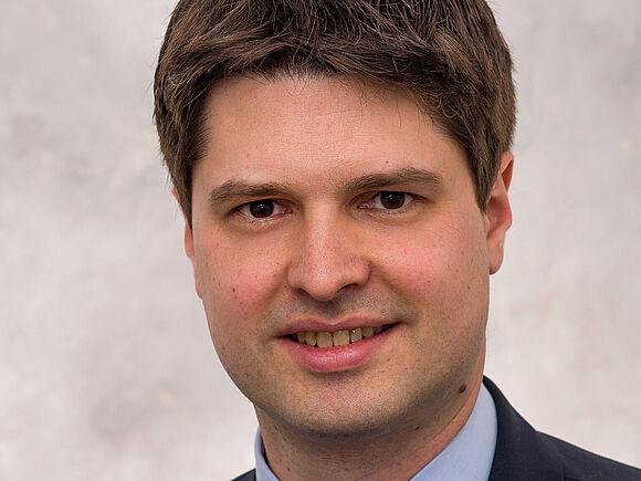 Neuer Professor bei WING: Dr. Steffen Jäger (I10119)