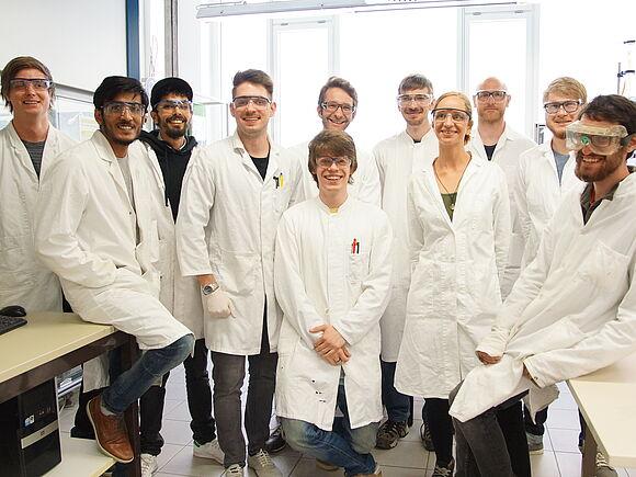 Details zum Studiengang Nachhaltige Bioprozesstechnik (I1350-1)