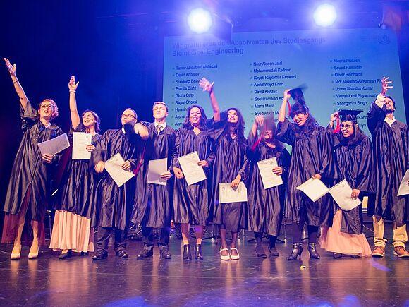 MME Abschlussfeier 2018