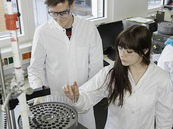 Labor Biochemie (I17543-2)